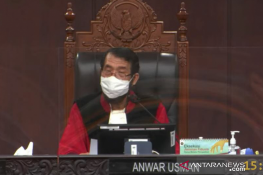 Perkara sengketa hasil Pilkada Medan gugur
