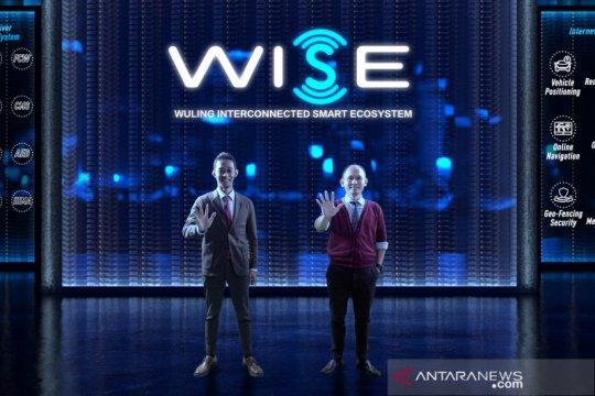 Wuling WISE, fitur pintar hubungkan mobil dengan gawai