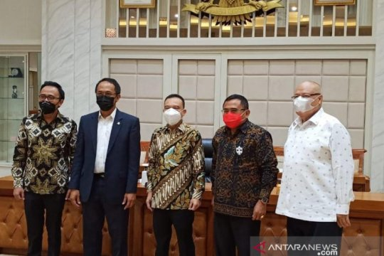 Fraksi Partai Demokrat ganti Ketua BAKN DPR