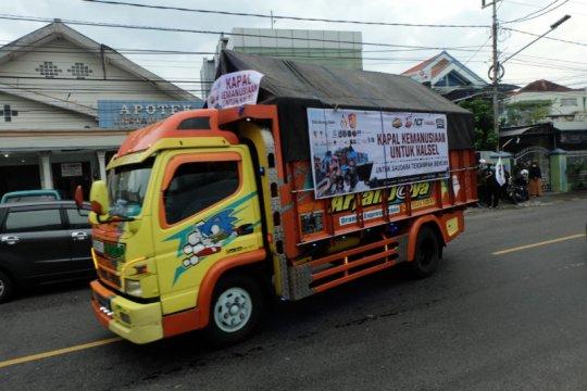 ACT Madiun berangkatkan bantuan  untuk korban bencana Kalsel
