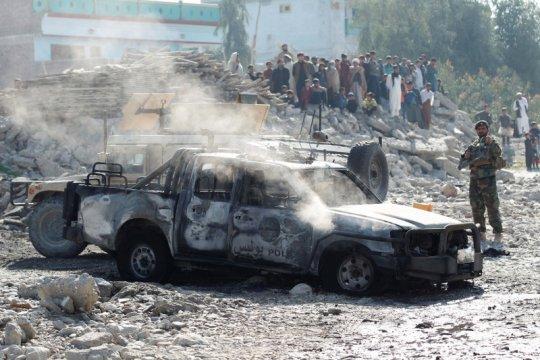 ISIS akui bertanggung jawab atas serangan di Afghanistan timur