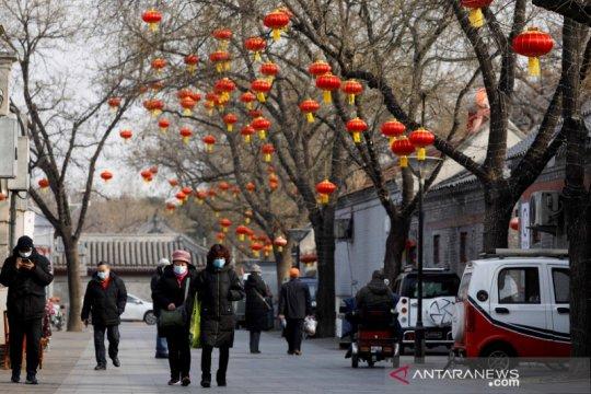 16 kasus baru COVID-19 tercatat di China