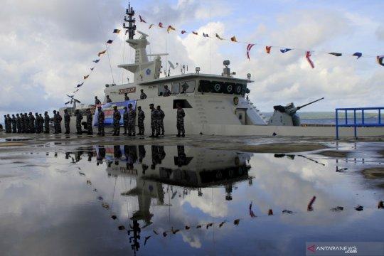 Lantamal VII Kupang mendapat tambahan KRI untuk pengamanan
