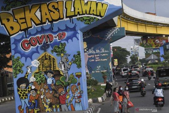 PPKM di Kota Bekasi diperpanjang 30 hari