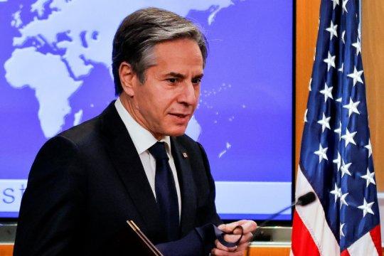 Menlu AS tidak lagi ikuti jejak Trump akui Golan sebagai bagian Israel