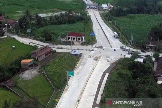 Jalan tembus keluar Tol Semarang-Solo di Boyolali diresmikan