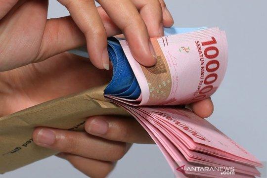 Rupiah menguat tajam seiring turunnya imbal hasil obligasi AS