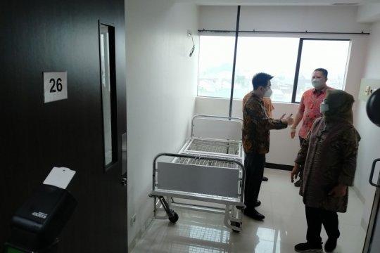 Rumah sakit khusus pasien COVID-19 disiapkan di perbatasan Surabaya