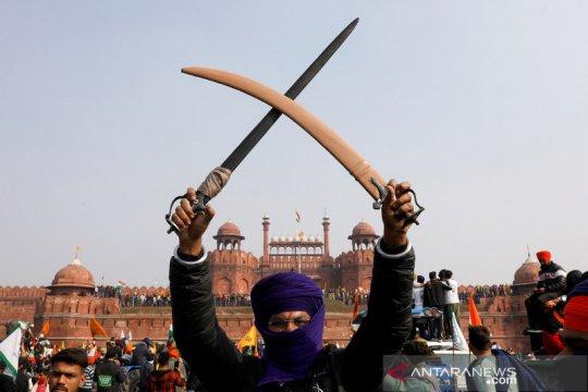 Pengadilan India perpanjang penahanan aktivis iklim atas protes petani