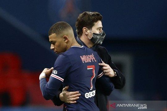 Kylian Mbappe senang Neymar akan perpanjang kontrak di PSG