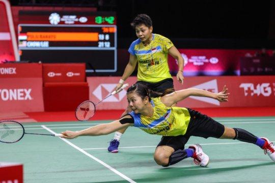 Greysia/Apriyani gagal ke semifinal BWF Finals