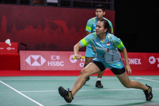 Praveen/Melati akui bermain buruk di penyisihan terakhir BWF Finals