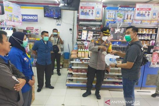 Polres Bekasi buru perampok Rp46 juta brankas minimarket