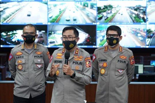 Maret 2021 Korlantas bakal resmikan ETLE di 3 Polda dan 4 Polresta
