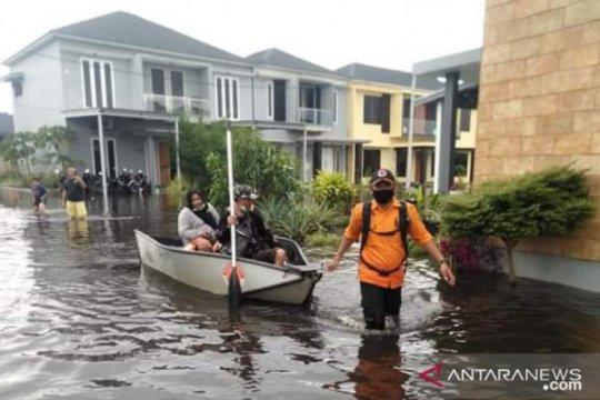 BPBD: Banjir di Banjarmasin sudah mulai surut