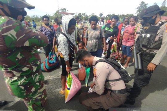 Sudah 670 warga Banti-Opitawak kembali ke kampung