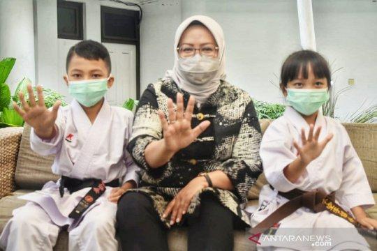 Ade Yasin bangga dua karateka cilik kelas dunia berasal dari Bogor
