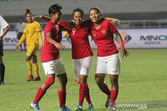 Timnas putri gelar TC di Jakarta dengan 38 pemain