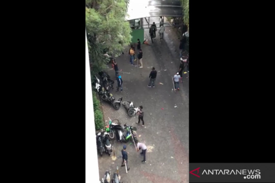 Polisi pastikan tindak tegas aktor bentrokan di Apartemen City Park