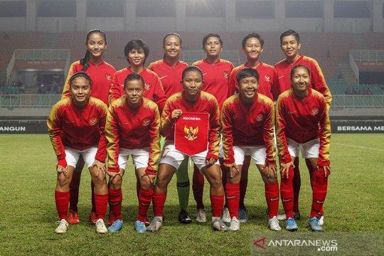 Pelatih: seleksi pemain timnas putri pada Februari 2021