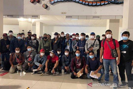 158 pekerja migran Indonesia dipulangkan dari Pasifik