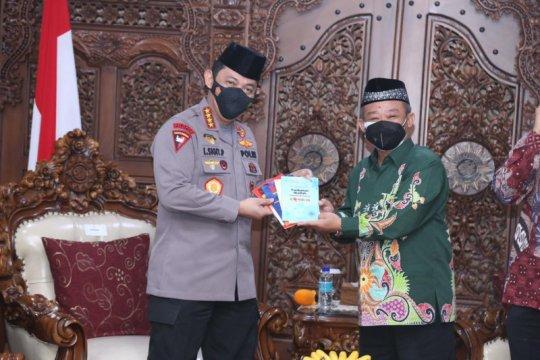 Lemkapi: Silaturahmi Kapolri ke ormas Islam perkuat pesan kamtibmas
