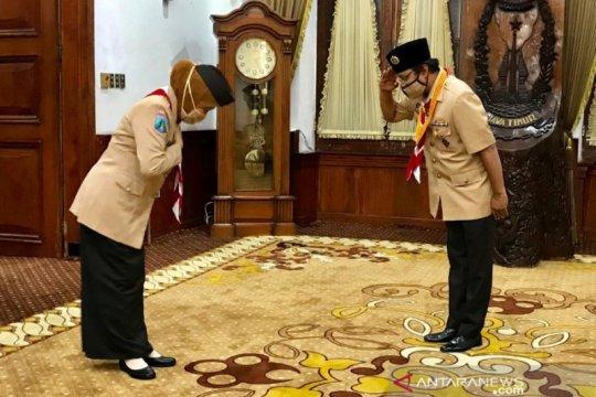 Gus Ipul bersyukur Gubernur Khofifah sembuh dari COVID-19