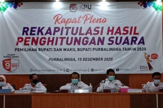 KPU Purbalingga apresiasi tingginya partisipasi pemilih saat pilkada