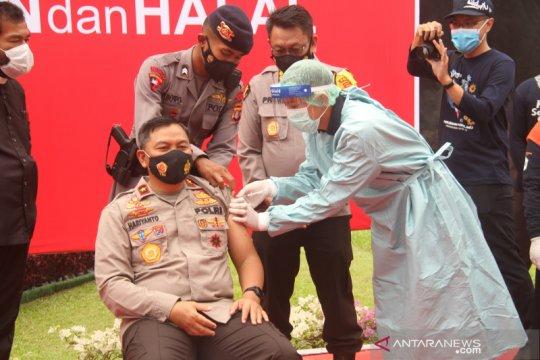3.745 tenaga kesehatan di Balikpapan telah divaksin COVID-19