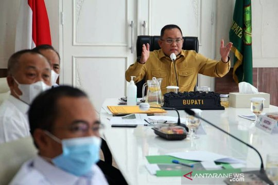 Pemkab Muba tingkatkan kemantapan jalan dukung exit Tol Trans-Sumatera