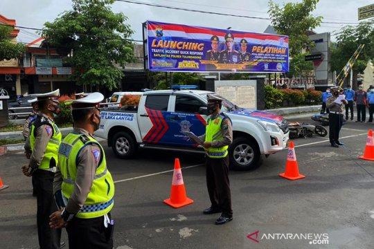 """Polri rilis """"Traffic Accident Quick Response"""" dukung program Kapolri"""