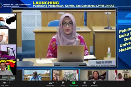 Puslitbang Universitas Hasanuddin dorong promosi perdamaian