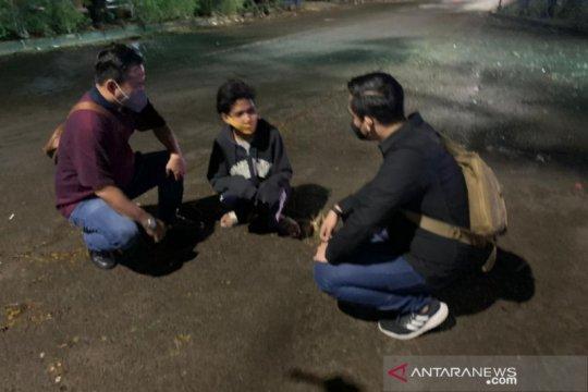 Polres Jakbar buru geng motor di Cengkareng