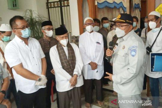 Keluarga pilot Sriwijaya Air dapat santunan PT Jasa Raharja Rp50 juta
