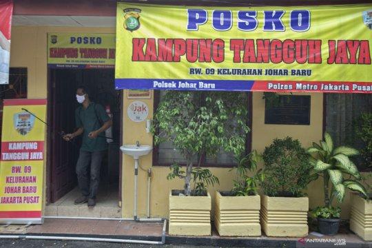 Sudinsos Jakpus siapkan sembako untuk warga yang isolasi mandiri
