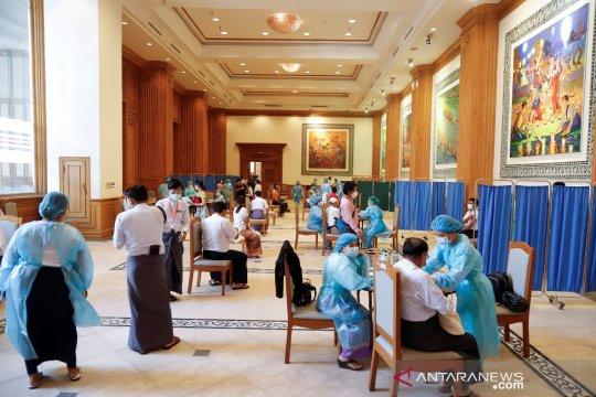 Myanmar akan gunakan vaksin China untuk lawan COVID-19 di perbatasan