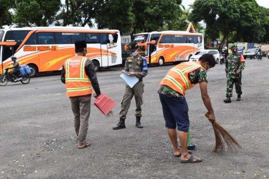 Tim gabungan di Wonosobo giatkan patroli penegakan protokol kesehatan