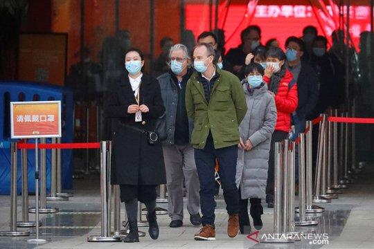 Tim WHO akan kunjungi pasar Huanan di Wuhan