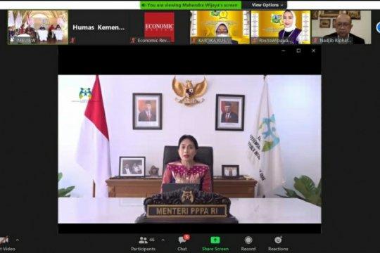Menteri PPPA ajak sinergi cegah perkawinan anak