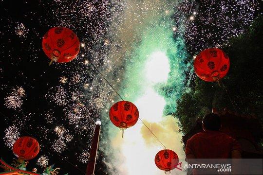 Wali Kota Pontianak larang pesta kembang api pada Imlek