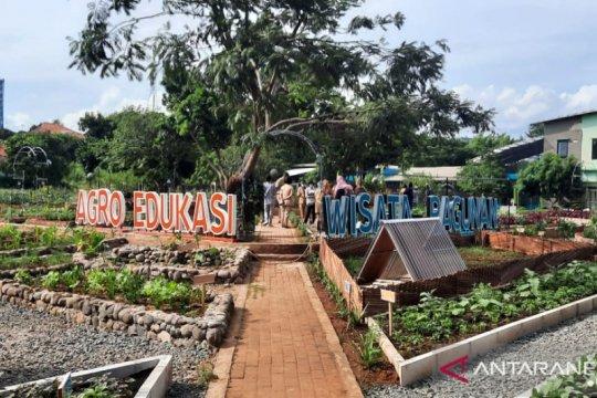 Menikmati kesejukan di Agroeduwisata Ragunan