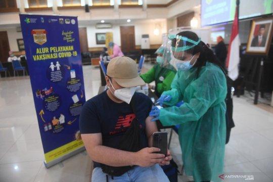 Kasus positif COVID-19 di DKI Jakarta bertambah sebanyak 3.309