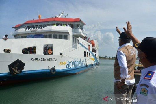 "KMP Aceh Hebat, membebaskan ""keisolasian"" kepulauan di Aceh"