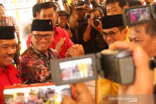 Pengganti Thohari Aziz setelah pelantikan wali kota Balikpapan