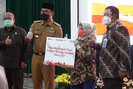 7 juta warga Jabar terima bantuan sosial dari pemerintah pusat