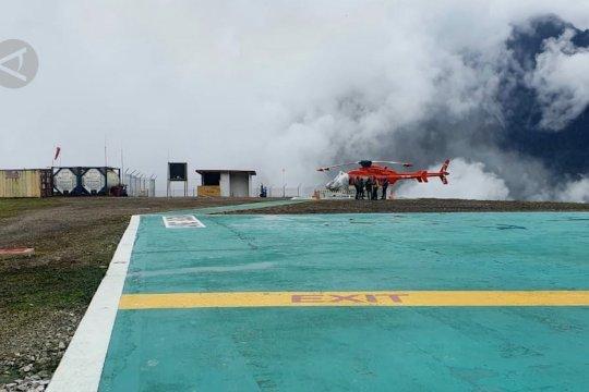 Aparat lakukan pengejaran terhadap KKB Kali Kopi terkait penembakan Helikopter