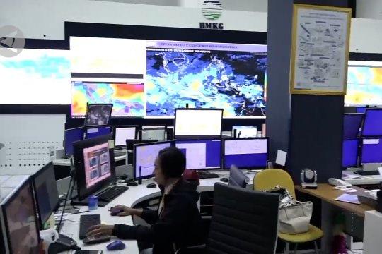 BMKG peringatkan potensi bencana hidrometeorologi di awal 2021