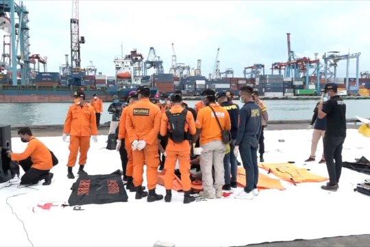 KNKT sebut Sriwijaya Air SJ-182 tidak meledak sebelum jatuh