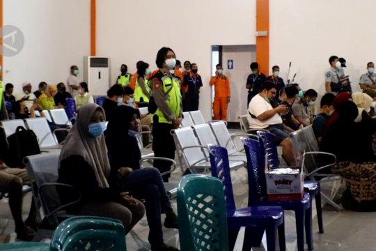 Kondisi terkini di Bandara Internasional Supadio Pontianak