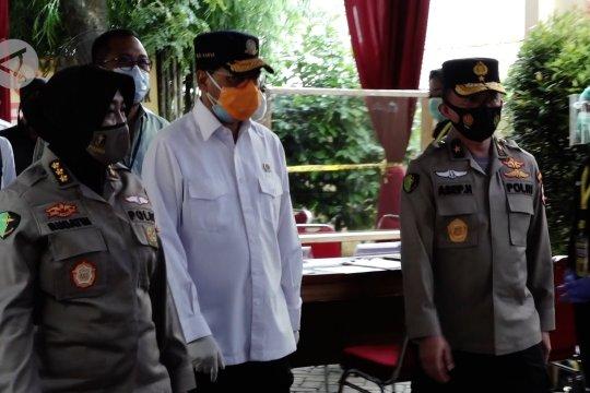 Menhub apresiasi kinerja DVI RS Polri identifikasi korban Sriwijaya Air